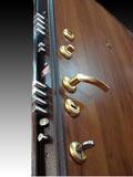 Фурнитура для металлических входных дверей