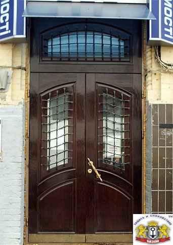 Эксклюзивный вариант Входные двери ЕХ3