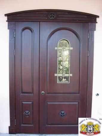 Эксклюзивный вариант Входные двери ЕХ7