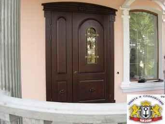 Эксклюзивный вариант Входные двери ЕХ8