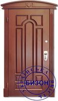 Отделка входной двери Гранит