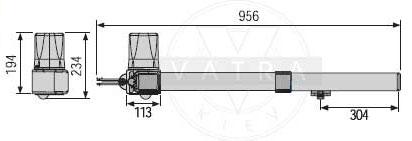 Размер Кроно